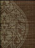Ascot Grasscloth Wallpaper CB12407 By Carl Robinson For Galerie